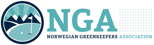 Logo Norwegian Greenkeepers Association